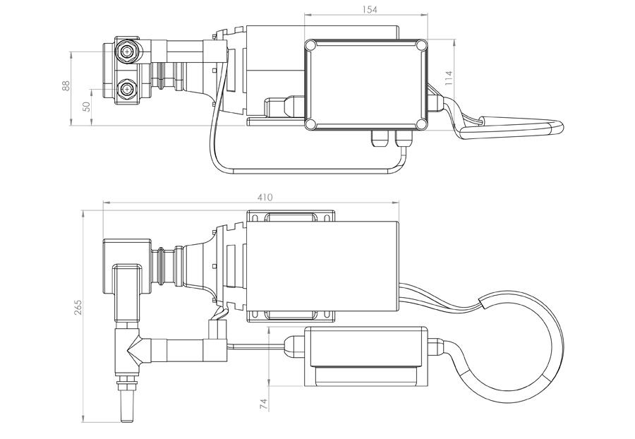 150l/h Pump