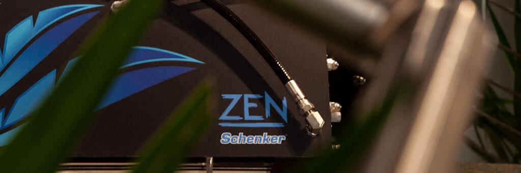 Dissalatore Schenker Zen 30 nella sede Schenker di Napoli.